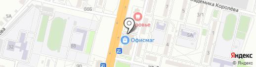 ОфисМаг-РТ на карте Волгограда