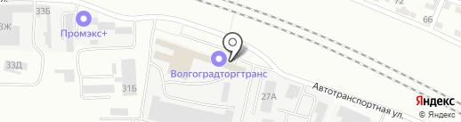 ВПК на карте Волгограда