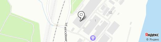 ОфисМаг на карте Волгограда