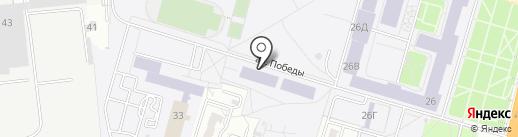 Волгоградский государственный аграрный университет на карте Волгограда