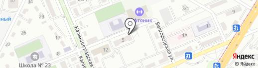 Candy на карте Волгограда