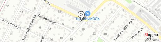 Всё для шиномонтажа на карте Волгограда
