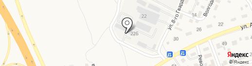 Банкомат, Газпромбанк на карте Городища