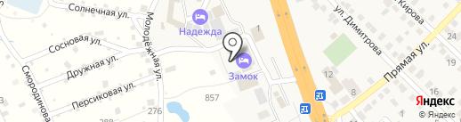 Frant`Эль Вкусный двор на карте Городища
