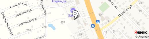 Про Агро 34 на карте Городища