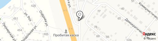 Автосервис на карте Городища