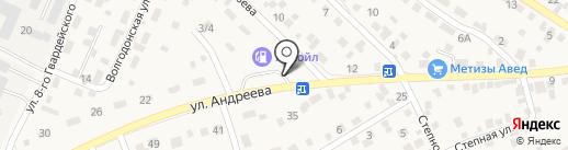 Fast-Fox на карте Городища