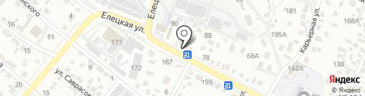 Novel на карте Волгограда
