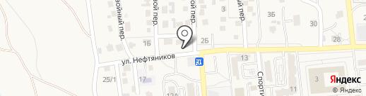 Автодоктор на карте Городища