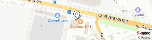 TITANIUM на карте Волгограда