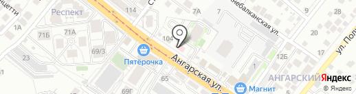 Mamalino.ru на карте Волгограда
