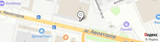 АгроРусИмпорт на карте Волгограда
