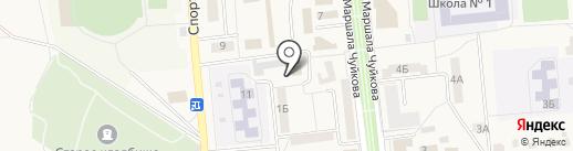 Адвокатский кабинет Гриценко О.В. на карте Городища