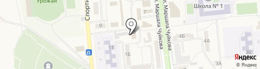 Коллегия адвокатов Городищенского района Волгоградской области на карте Городища