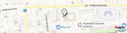 Центр детского творчества Городищенского района на карте Городища