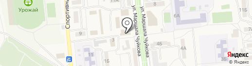Нотариус Романова И.Н. на карте Городища