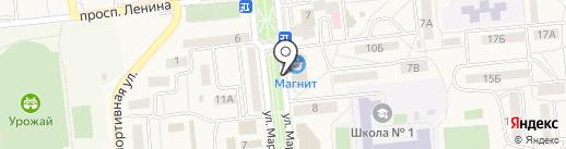 Comepay на карте Городища