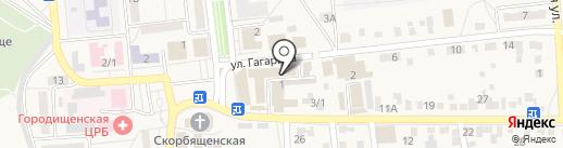 Партнер на карте Городища