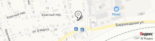 Центр культурного, спортивного и библиотечного обслуживания населения Городищенского городского поселения на карте Городища