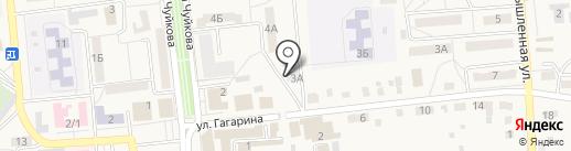 Сот34 на карте Городища