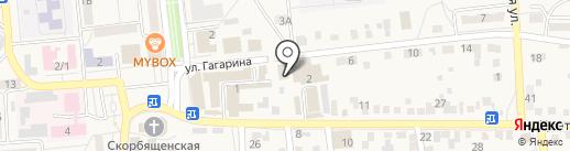 Радость на карте Городища