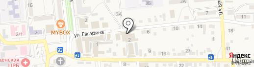 Модники и модницы на карте Городища