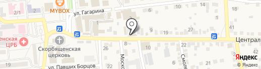 Техно Live на карте Городища