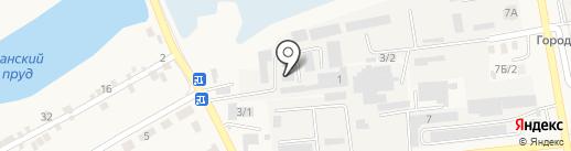 КомплектСервис на карте Городища