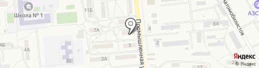 Заходи за пенным на карте Городища