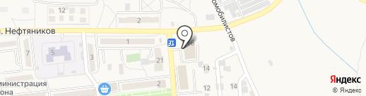 Пожарная часть №65 Городищенского района на карте Городища