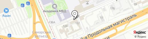 CoffeeStars на карте Волгограда