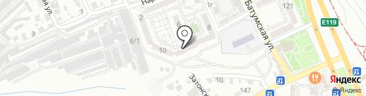 Домашний кондитер на карте Волгограда