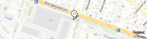 ГеоИнженеринг на карте Волгограда