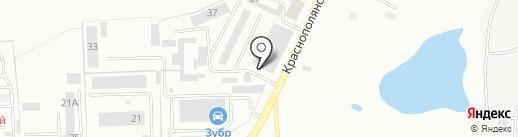 Бизнес-Центр, ЗАО на карте Волгограда