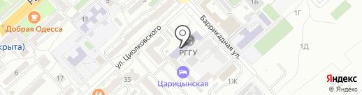 ПрофПартнер на карте Волгограда