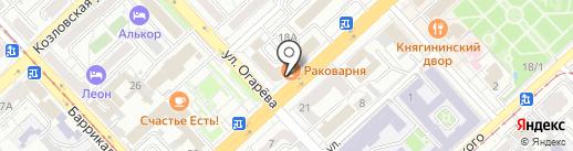 Abris Studio Design на карте Волгограда