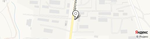 Маяк-Техно на карте Городища