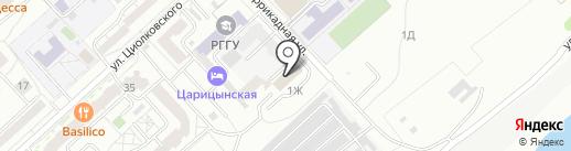 КубаньВесСервис на карте Волгограда