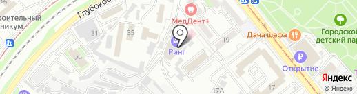 Russian Fotomodels на карте Волгограда