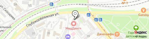Арт-Хобби Волгоград на карте Волгограда