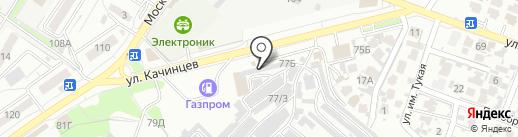 Tank Trial Studio на карте Волгограда