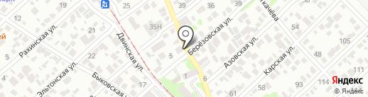 ГИПРОАВТОТРАНС на карте Волгограда