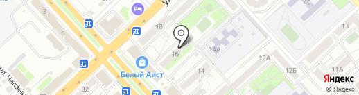 Iridan на карте Волгограда