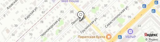 Единая служба электриков на карте Волгограда