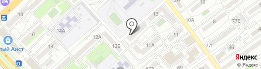 С Иголочки на карте Волгограда
