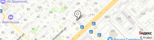 Фонбет на карте Волгограда