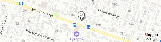 Happy Thing на карте Волгограда