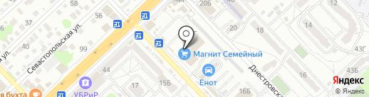 Магазин аудио и видеотоваров на карте Волгограда