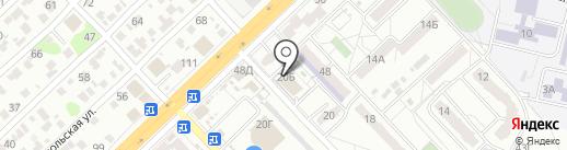 ТехноНИКОЛЬ на карте Волгограда