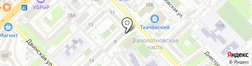 Oriflame на карте Волгограда